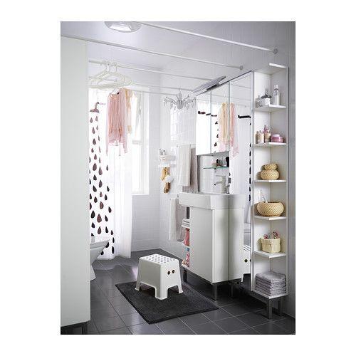 Lill 197 Ngen Mirror Cabinet 1 Door 1 End Unit Ikea Perfect