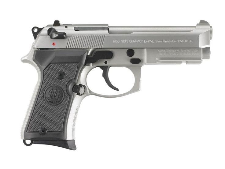 "Beretta 92 Compact with Rail Inox ""A Beretta, the pistol of Princes!"""