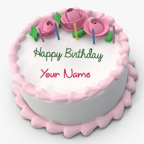 608 best Birthday cards with name images on Pinterest Anniversary