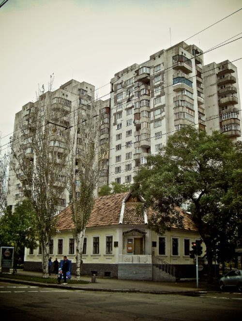 Transnistria (Moldova), Tiraspol, State housing projects