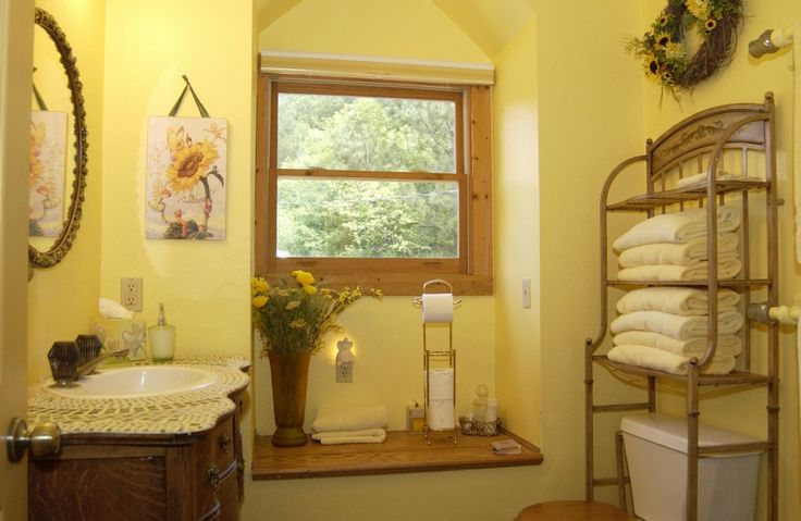 Rustic Yellow Bathroom Paint Colors For Oregon