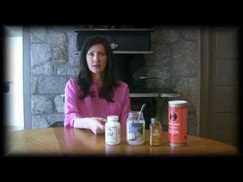 Heal Your Body, Heal Your Brain: Top 4 Therapeutic Foods - YouTube. Liver, Coconut Oil, Turmeric, Gelatin.