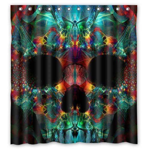 designing girls bedroom furniture fractal. Designing Girls Bedroom Furniture Fractal. Interesting Furniture Specific  Sugar Skull Waterproof Polyester Fabric Bathroom Shower Fractal F