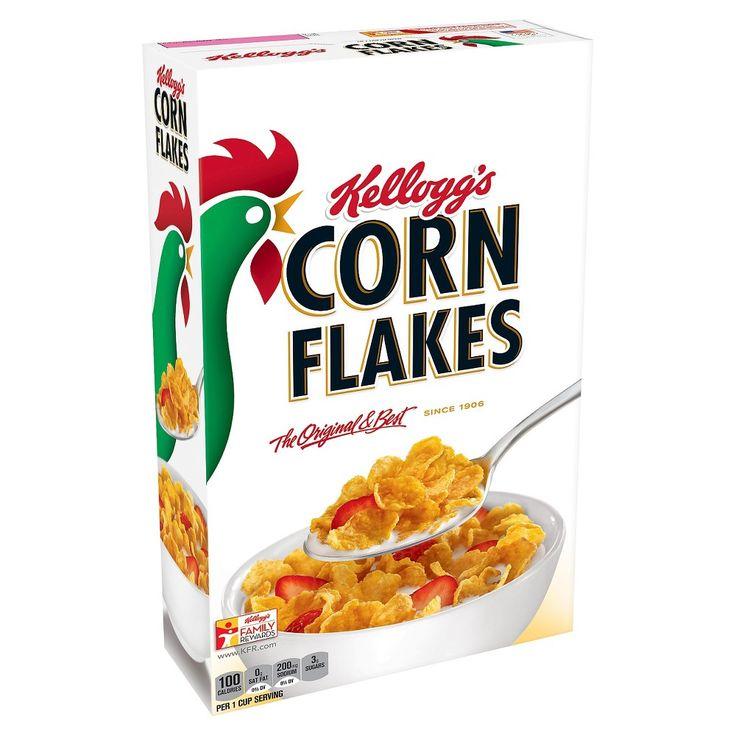 Kellogg's Corn Flakes , 18 oz