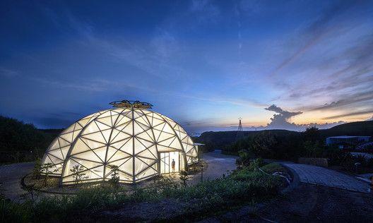 Penghu Qingwan Cactus Park / CCL Architects & Planners  Co-Forest Environment Design Association