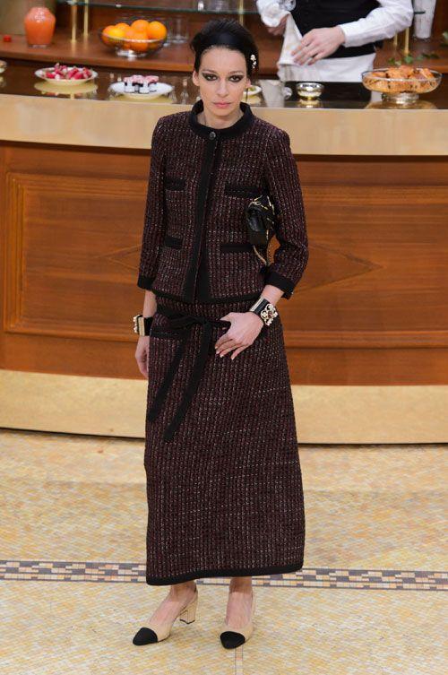 Chanel toamna iarna 2015-2016 (49) - Elle.ro