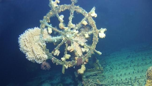 A ghost ship has been discovered off #Hawaii. #travel