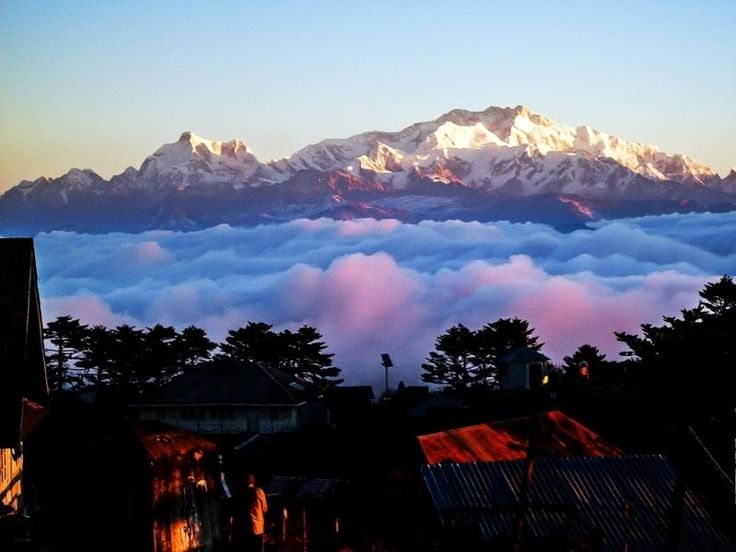 Get wonderful glimpses of unspoilt nature in the lap of Himalayas in North-East #India.