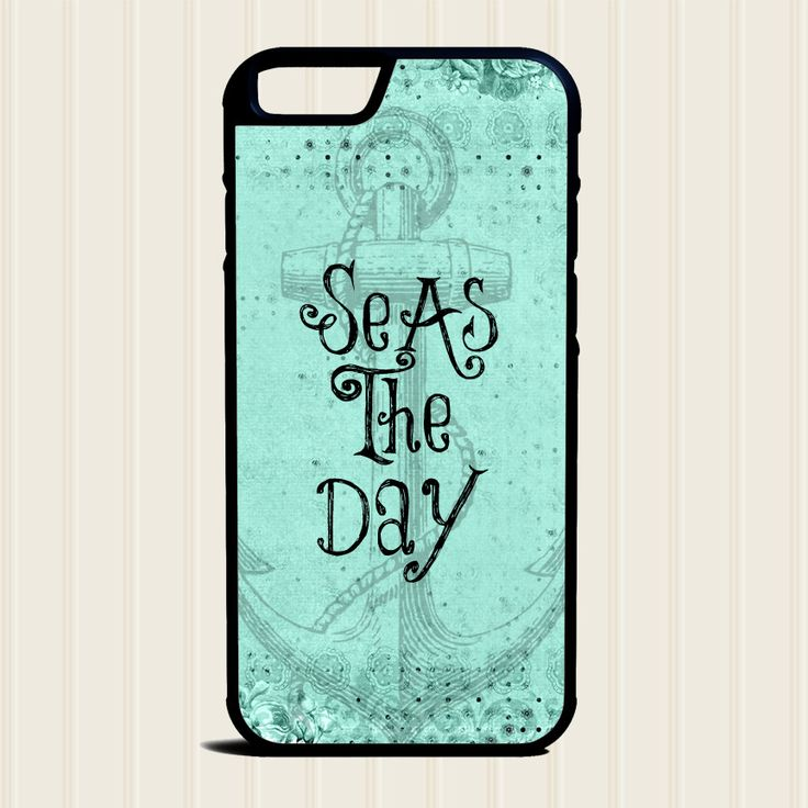 Seas the Day Phone Case