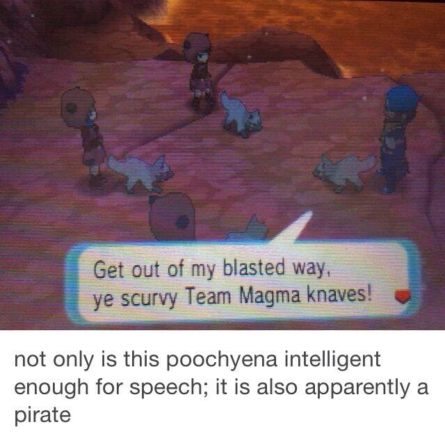 Pokemon oras tag on tumblr