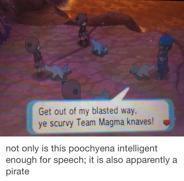 Pokemon oras tag on tumblr
