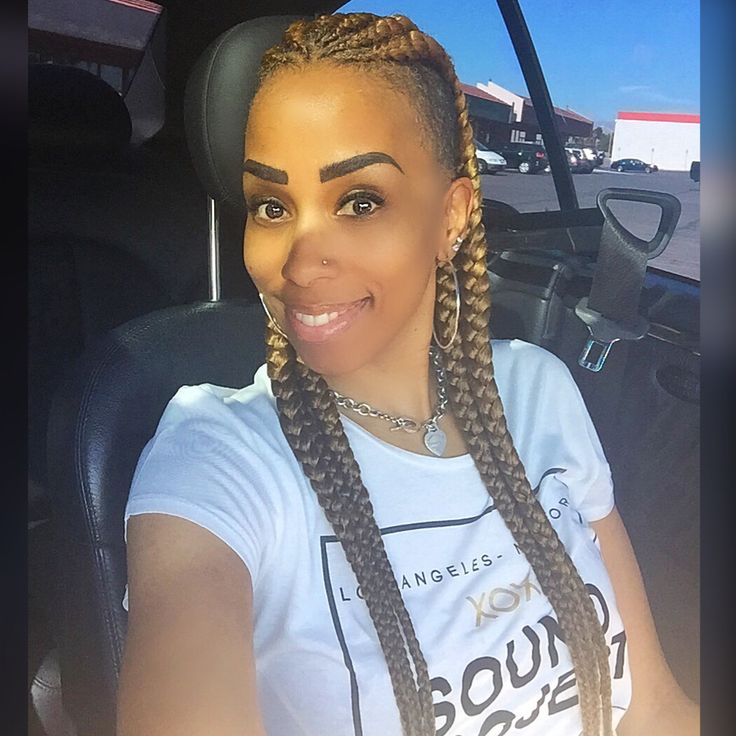 Latest Awesome Ghana Braids Hairstyles My Hair To Do