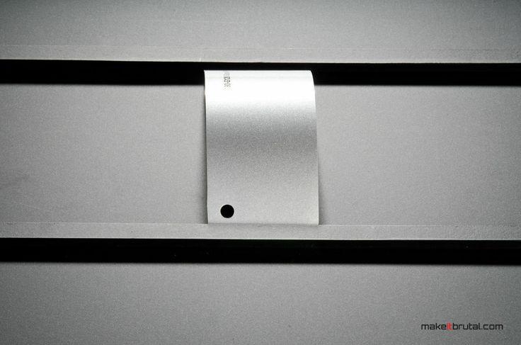 Gloss White Aluminium /6/