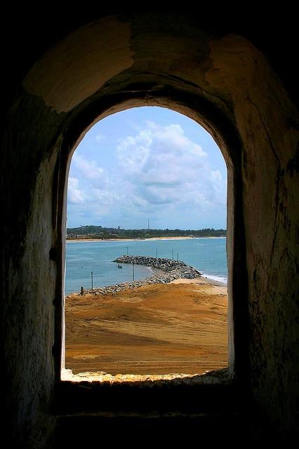 Elmina Castle - Cape Coast, Ghana