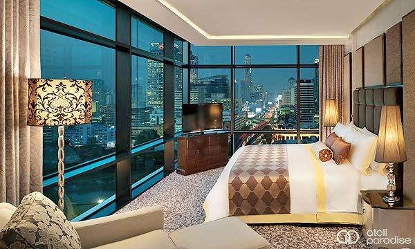 Caroline Astor Suite, St Regis, Bangkok