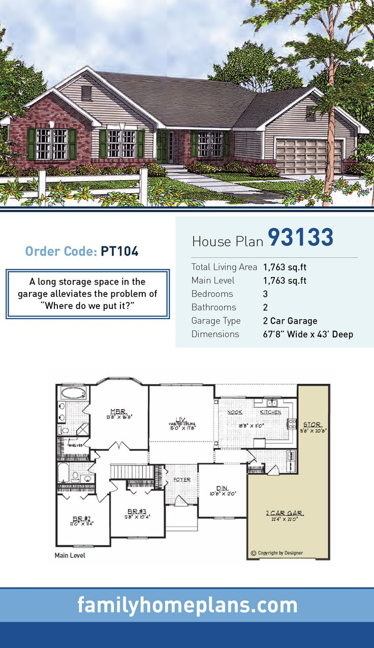 1f3fb571c1207630dab57a7901e7fa26 59 best ranch style home plans images on pinterest,Long Ranch Home Plans