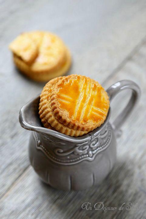 Galettes bretonnes, des biscuits addictifs