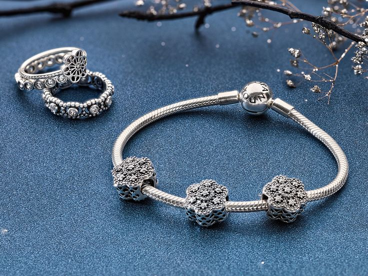 Pandora Bracelet Design Ideas 199 pandora charm bracelet white pink flower hot sale Find This Pin And More On Pandora Jewelry Design Ideas