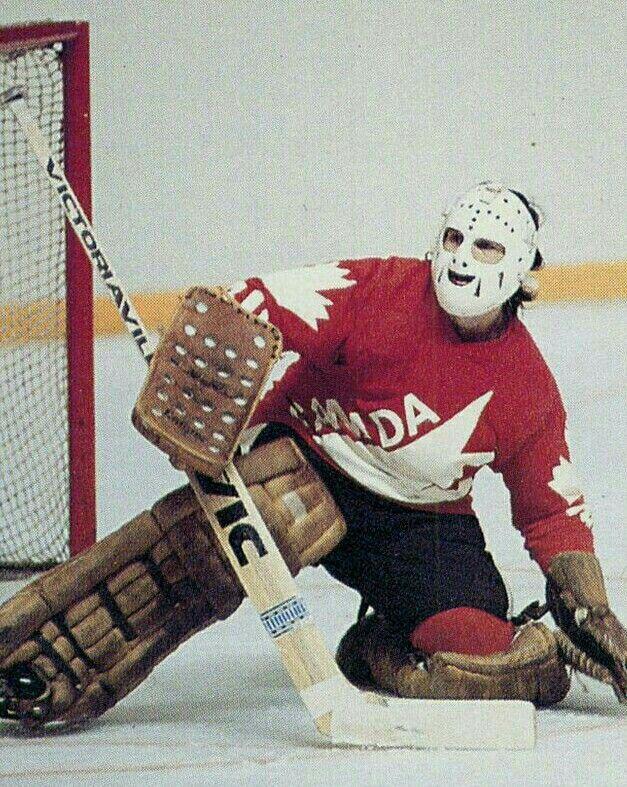 Rogie Vachon | Team Canada | Hockey