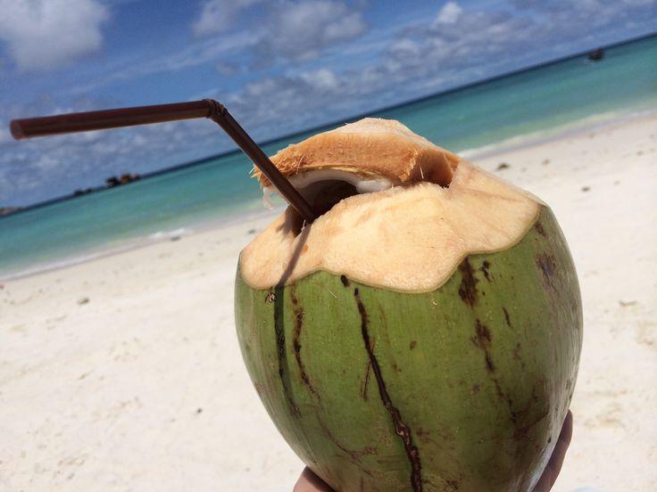 Koh Lipe, Thailand - #coconut #beach #paradise