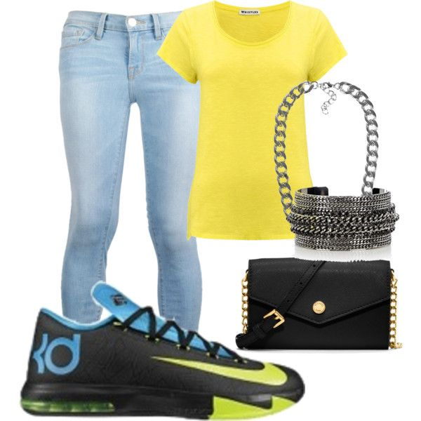 """Untitled #57"" by atsvaaaeh on Polyvore  cheap KD 6 only $55, save up to 65% off for all #Nikes #Shoes"