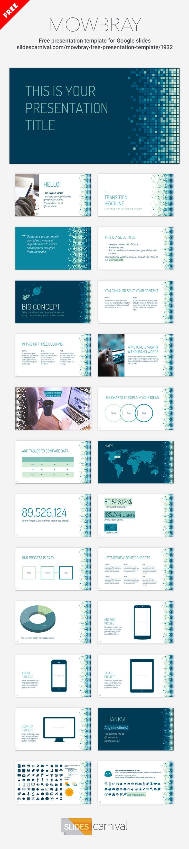 consulting presentation templates