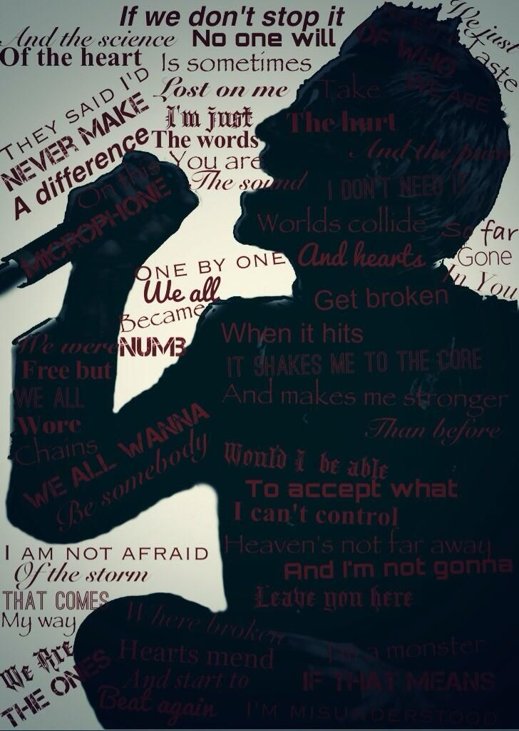 Thousand Foot Krutch. lyrics. oh my gosh. Thank you to whoever did this because its amazing!!!