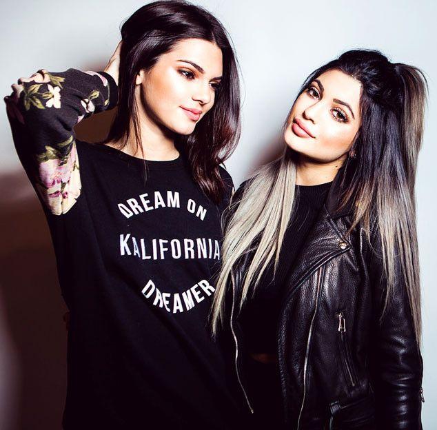 Kendall Jenner, Kylie Jenner, Splash Magazine