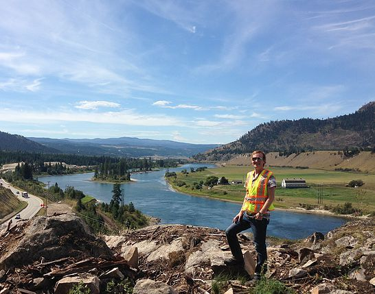 Retzer Aerial Photography; Kamloops aerial photography, drone, landscape