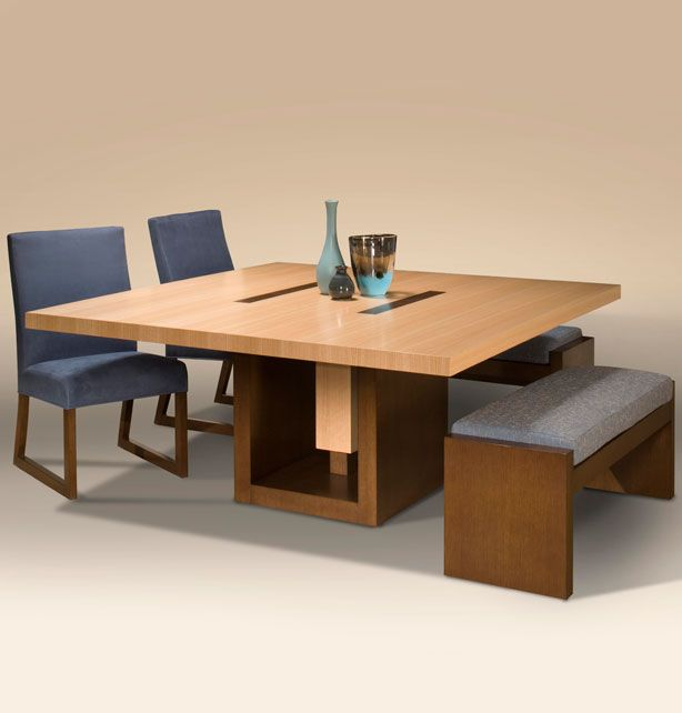CRTV Stockholm Square Dining Table