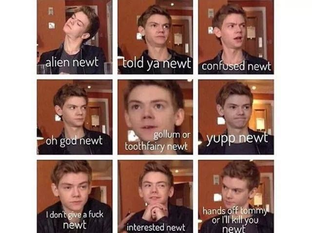 does thomas brodie sangster have a girlfriend - Google Search