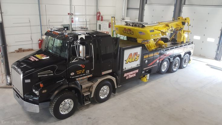 1000+ Images About Tow Trucks, Heavy Wreckers On Pinterest