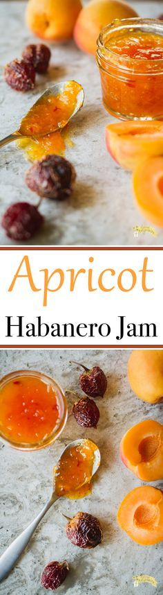 This jam is the perfect balance of sweet and spicy. Both the regular and the original pepper sauces start with a base of apricots to give it that sweetness.