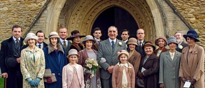 Wedding bells, Branson, and Bertie! Celebrate all the good news in the Ultimate Episode Guide for  Episode 3 of Downton Abbey Season 6 as seen on MASTERPIECE on PBS. #DowntonPBS..