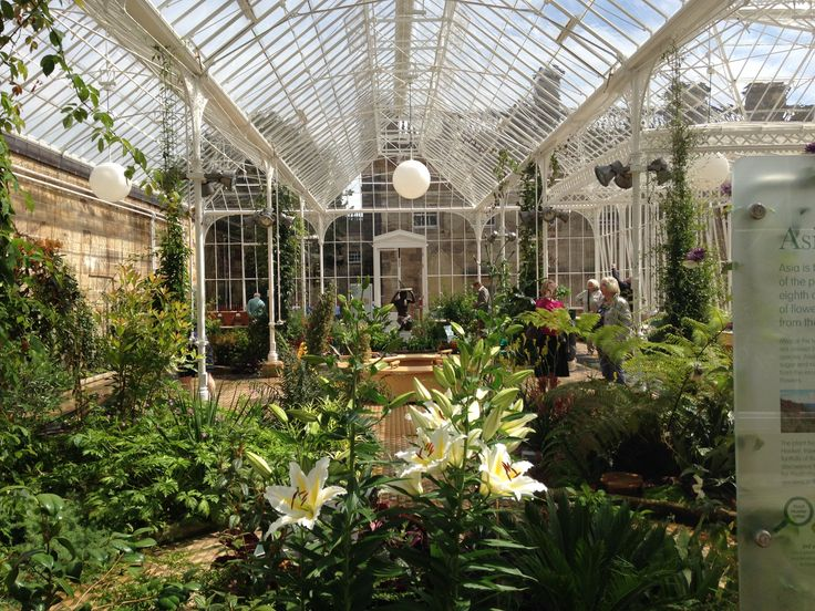 English victorian conservatory more gorgeous for Victorian garden room