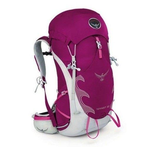 Osprey Tempest 30 WOMENS Hiking Rucksack Daypack - Magenta S/M - Women's Hiking Clothing - amzn.to/2h7hHz9 Clothing, Shoes & Jewelry - Women - women's hiking clothing - http://amzn.to/2lL1pwW