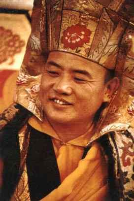 Rangjung Rigpe Dorje 16th Karmapa   The 16th Gyalwa Karmapa Rangjung Rigpe Dorje