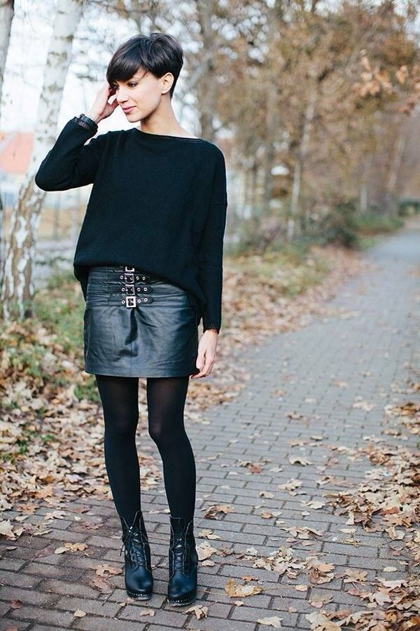 Great hair, great outfit, LOVE!