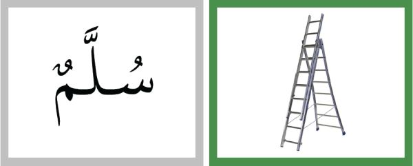 Enfin L'ULTIME série verte Montessori en arabe... lol