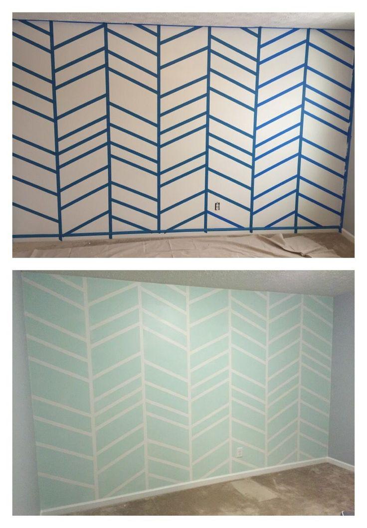 17 Best ideas about Wall Paint Patterns on Pinterest | Paint ...