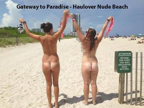 Haulover beach nudist groups howell
