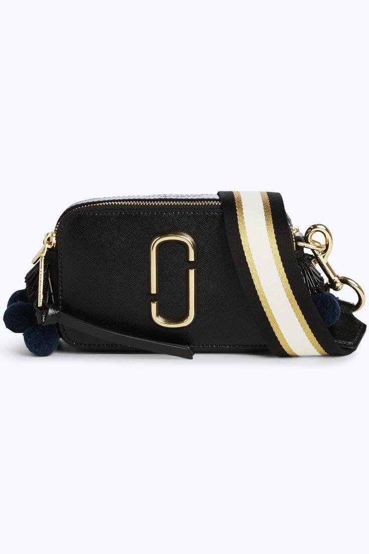 MARC JACOBS Beads & Pom Poms Snapshot Small Camera Bag. #marcjacobs #bags # #