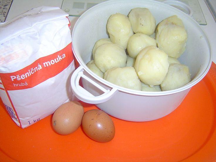 Jak udělat domácí bramborový knedlík | recept