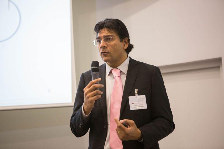 Frédéric Charles, Directeur des domaines SI, Suez Environnement