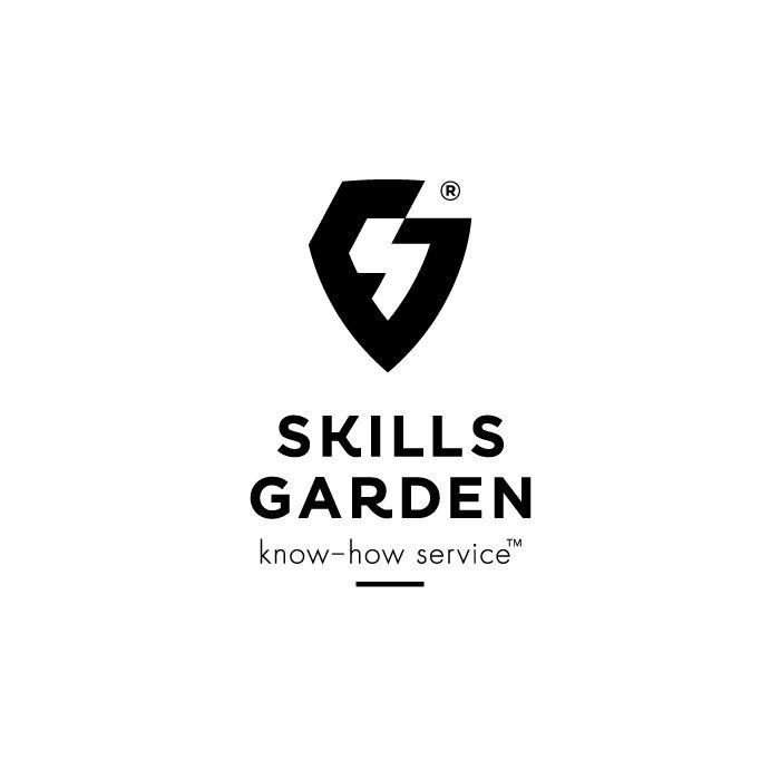 Skills Garden logo by WAKEUPTIME