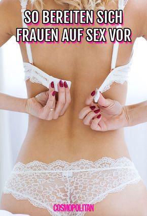 Studien sagen: So bereiten sich Frauen auf Sex vor ... im Ernst?!
