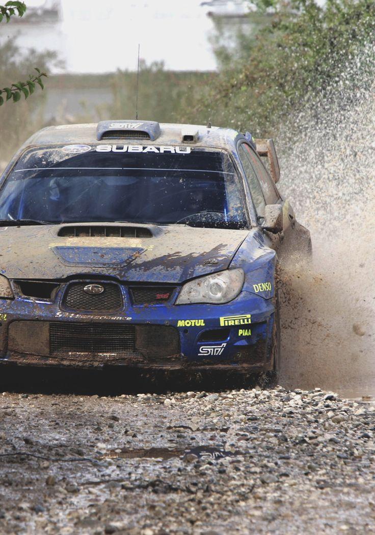 Subaru Rally Car.. BRAAPP!!