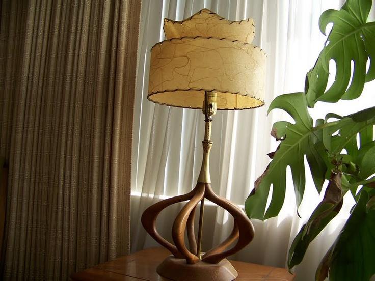 Home design retro modern lamp.