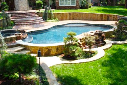 17 best ideas about pool with deck on pinterest above for Most popular above ground pools