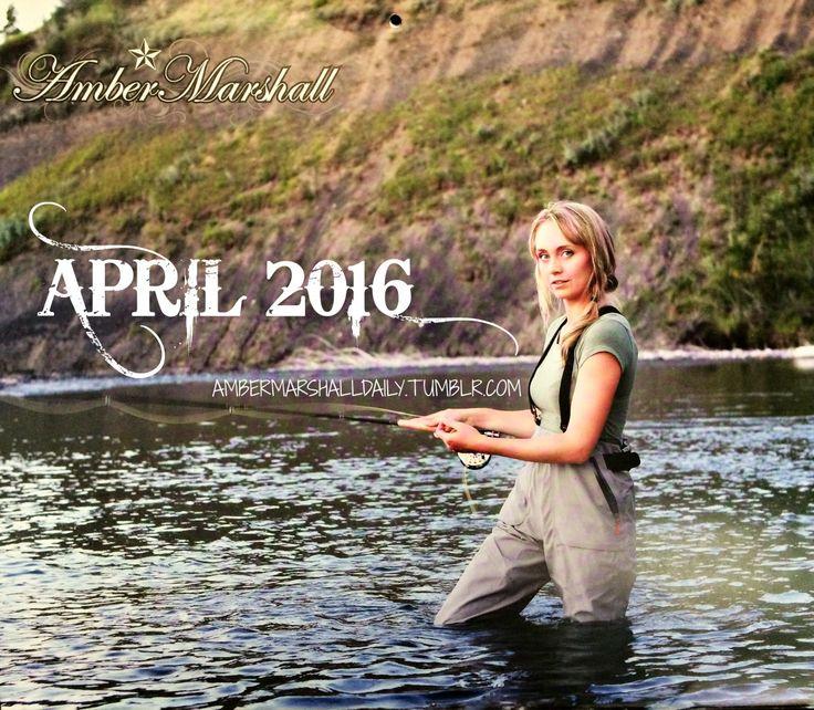 ambermarshalldaily 2016 amber marshall calendar april